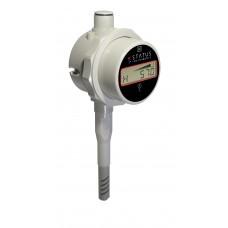 Status DM650HM Battery Powered Humidity Indicator